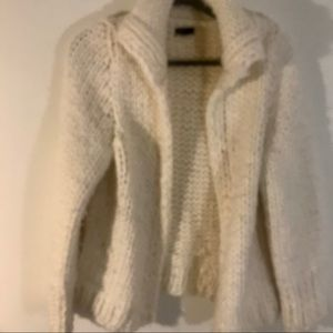 Lucca chunky knit sweater